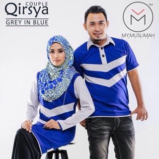 2f244062cdc T-Shirt Couple Muslimah SARRA | Shopee Malaysia