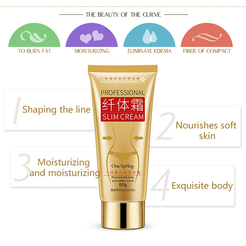 Cellulite Removal Cream Fat Burning Slimming Cream Muscle Weight Loss