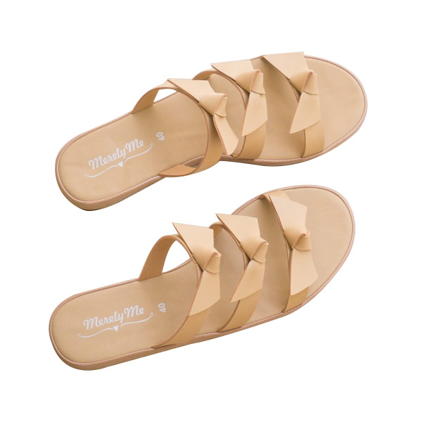 รองเท้าแตะ รุ่นEMMA รองเท้าแตะแฟชั่นผู้หญิง รองเท้านุ่ม sale ( Flash sale ไม่รับเปลี่ยน ไม่รับคืนสินค้า )