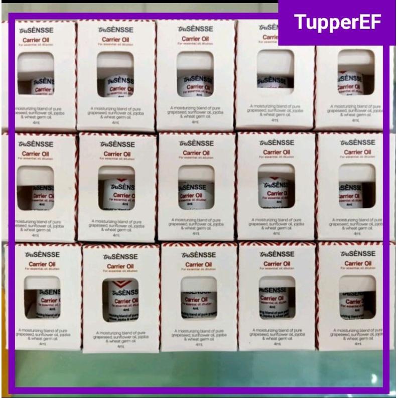 [Ready Stock] Tupperware Trusensse Carrier Oil (1) 4ml