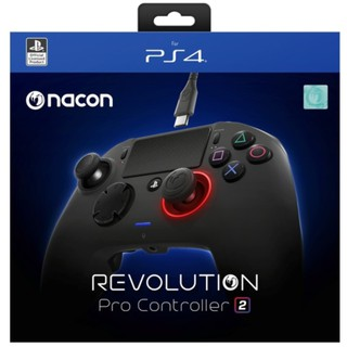 PS4 Nacon REVOLUTION Pro Controller 2 Black | Shopee Malaysia
