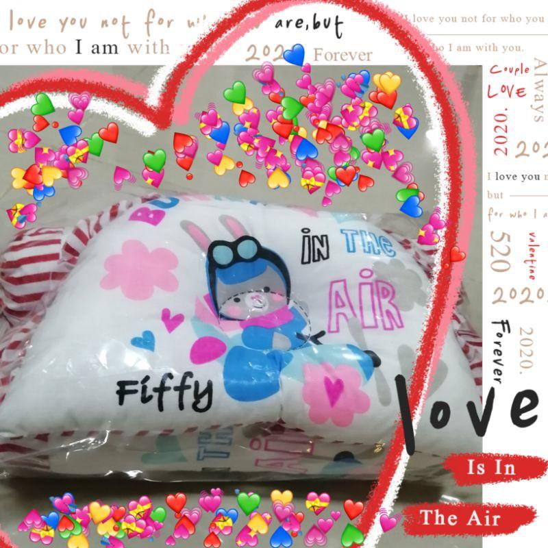 Fiffy Baby Pillow & Bolster Set