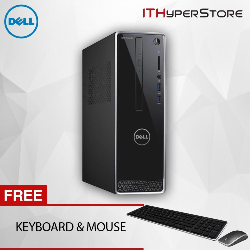 Dell Inspiron 22 3277 7141sg W10 215 Fhd All In One Desktop Pc Shopee Malaysia