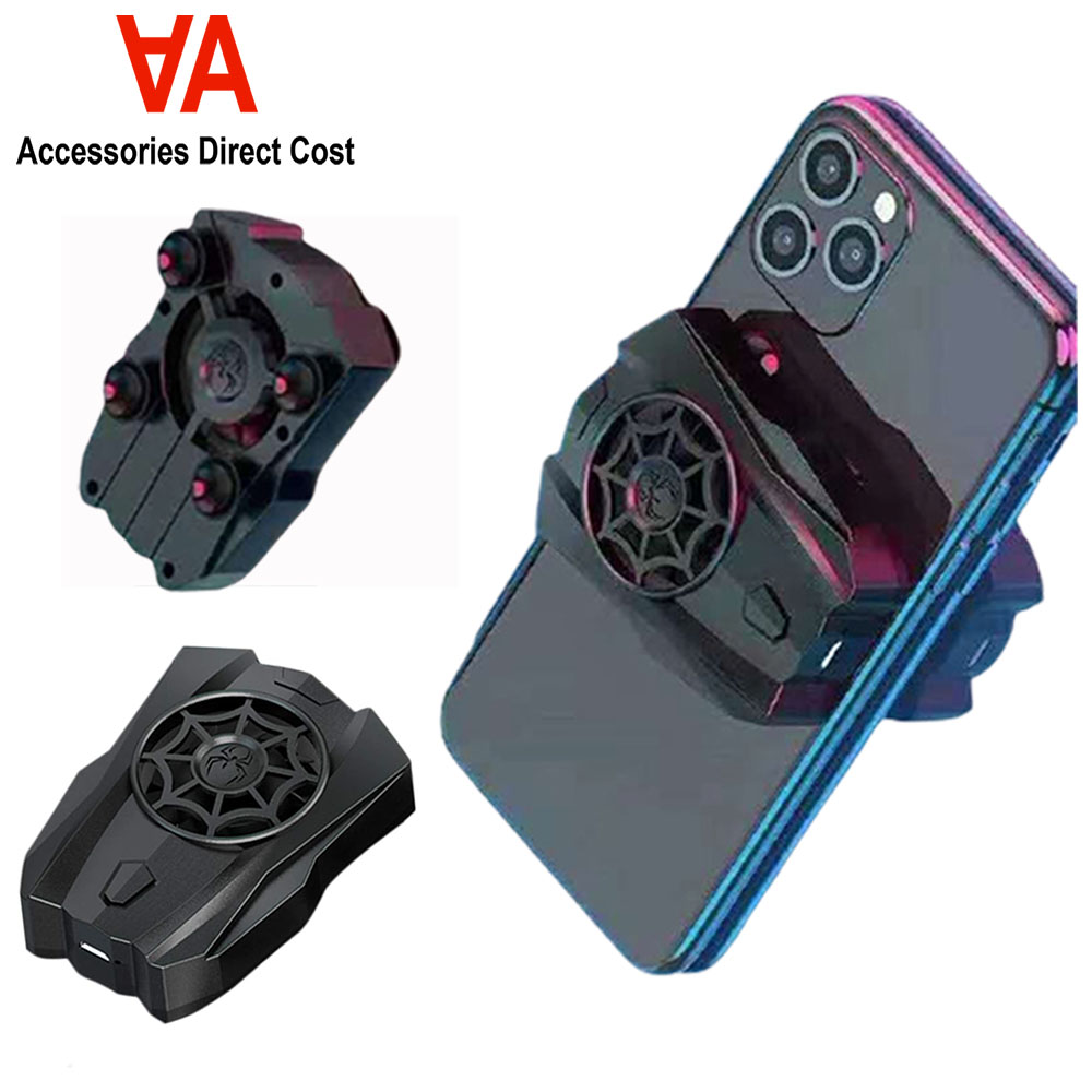 P10 Portable Cooling Mini Cooling Fans For Gaming Phone