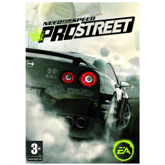 NEED FOR SPEED: PROSTREET [PC DIGITAL DOWNLOAD]