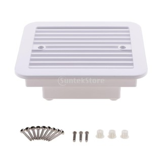 12V RV Trailer Caravan Side Air Vent Ventilation Blade Fan