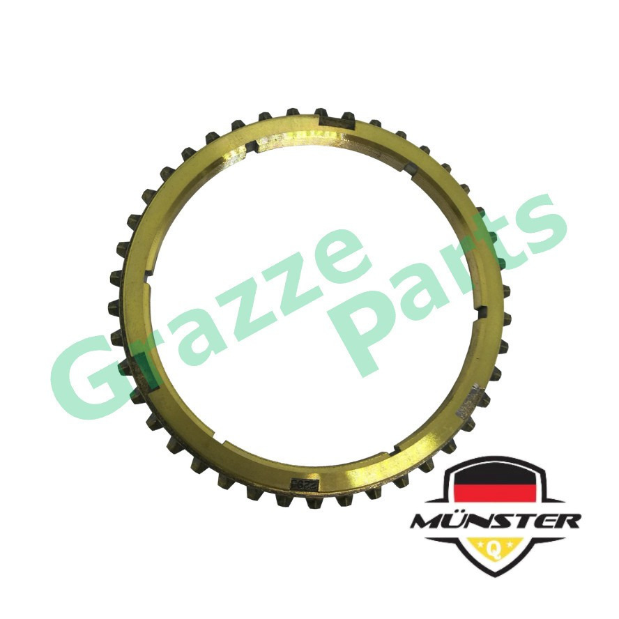 Münster Präzision Technology 32607-01J00 Synchronizer Ring Gear for Nissan YU41