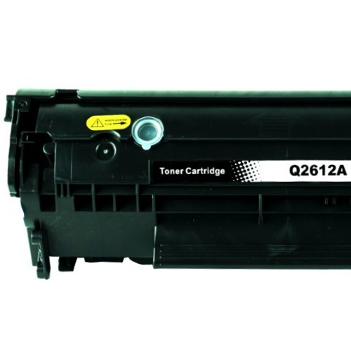 Compatible Q2612A 12A Laser Toner Cartridge For Use In HP Q2612 2612A 2612 HP LJ 1010 / 1012 / 1015 / 1018 / 1020 / 1022