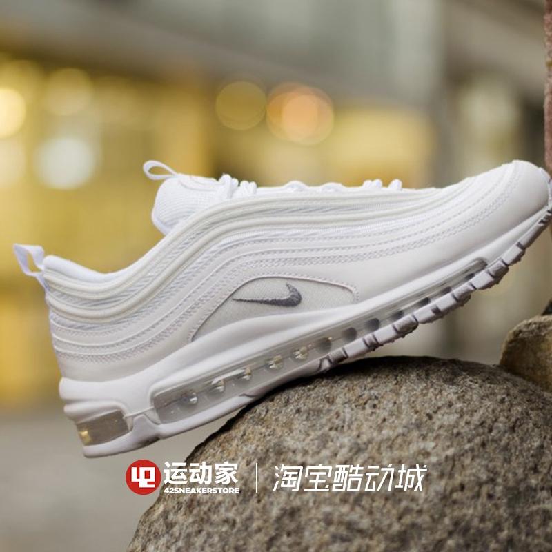 Nike Wmns Air Max 97 Gs 921826_101 Chaussure de BasketBall