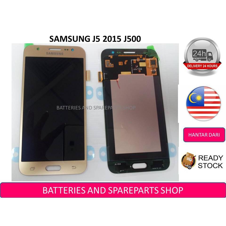 BSS Samsung J5 j500 J500G 2015 Lcd + Touch Screen Digitizer Repair  Adjustable Light