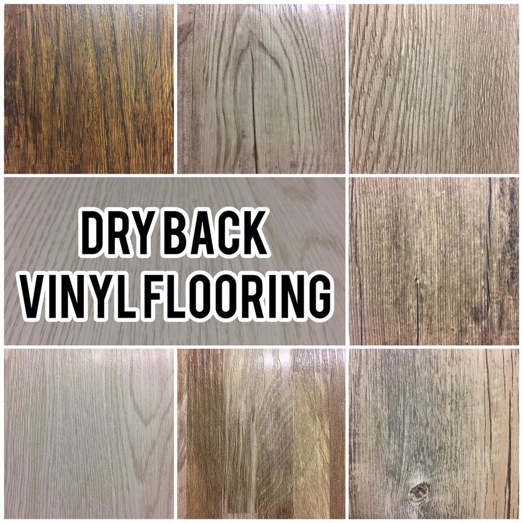 Non-Self Adhesive Vinyl Flooring-2mm