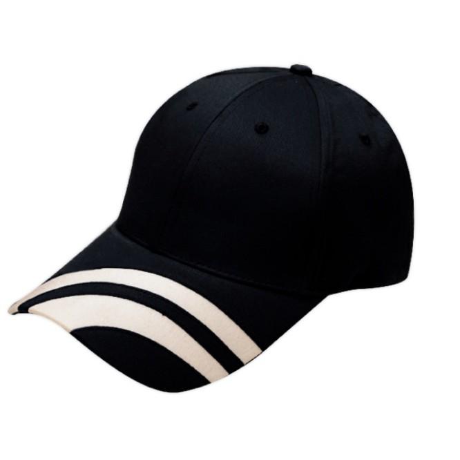[READY STOCK] Baseball, Unisex 6 Panels Mini Twill Cotton Brush Caps