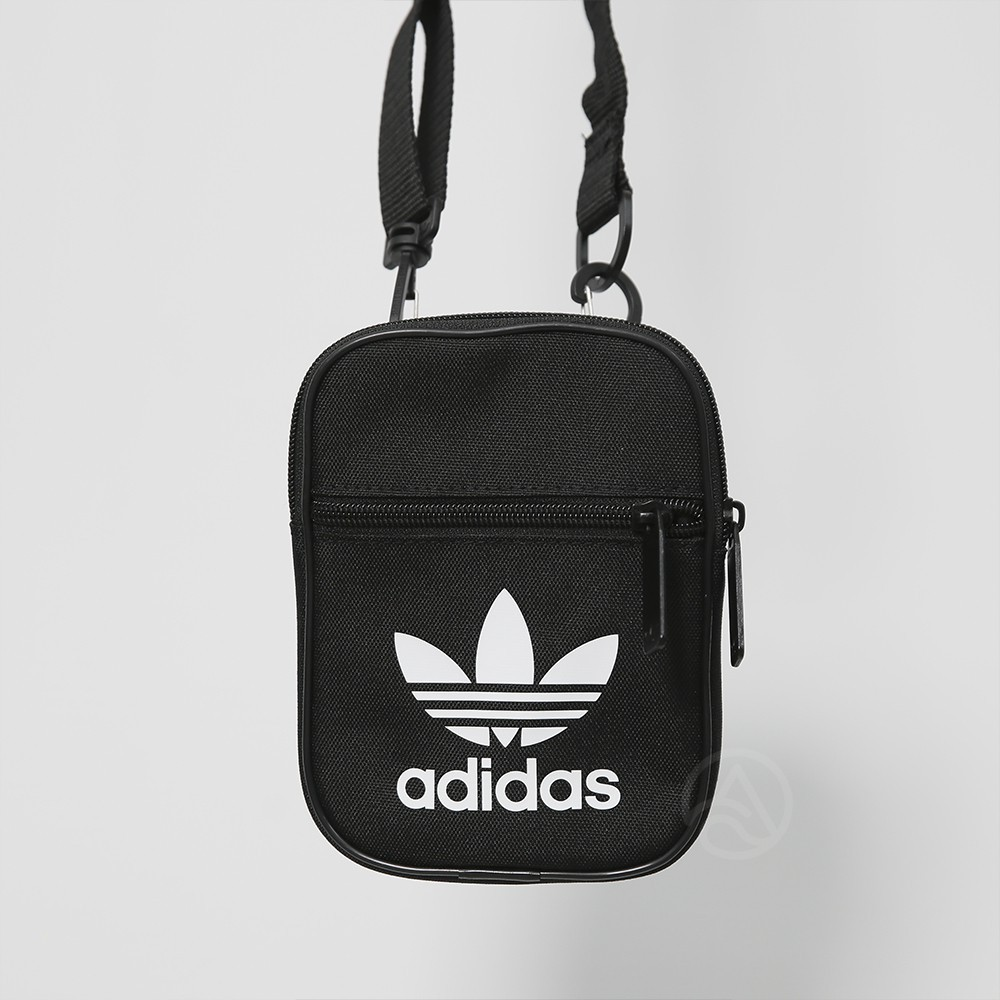 adidas Trefoil Festival Bag shoulder bag shoulder bag black BK6730 ... 2af56bb0e8f60