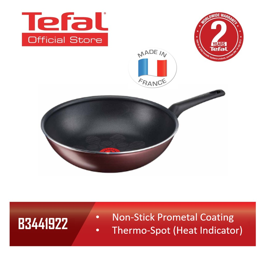 Tefal Bpa Free Microwave Safe Master Seal Red Food Tupperware Tchef Fry Pan Container Shopee Malaysia