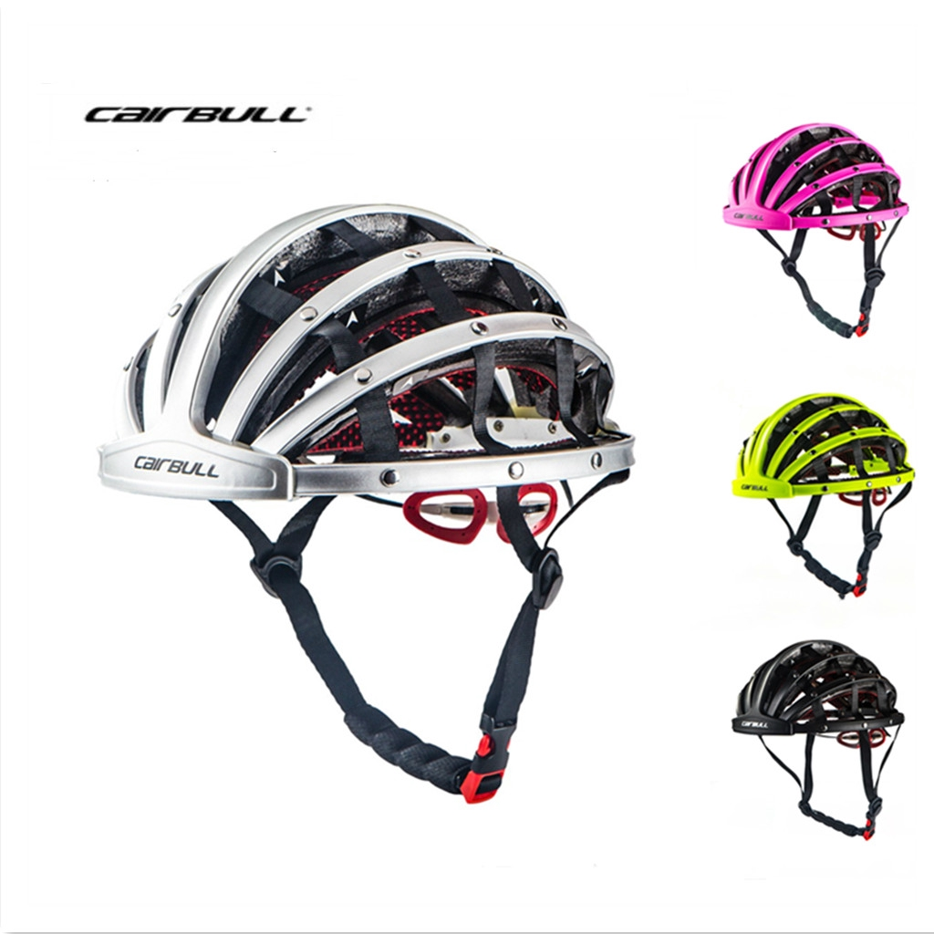Cairbull Helmet Designed City Riding Foldable ultra portableFend L size