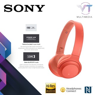 Sony WH-H800 h ear on 2 Mini Wireless Bluetooth Headphones