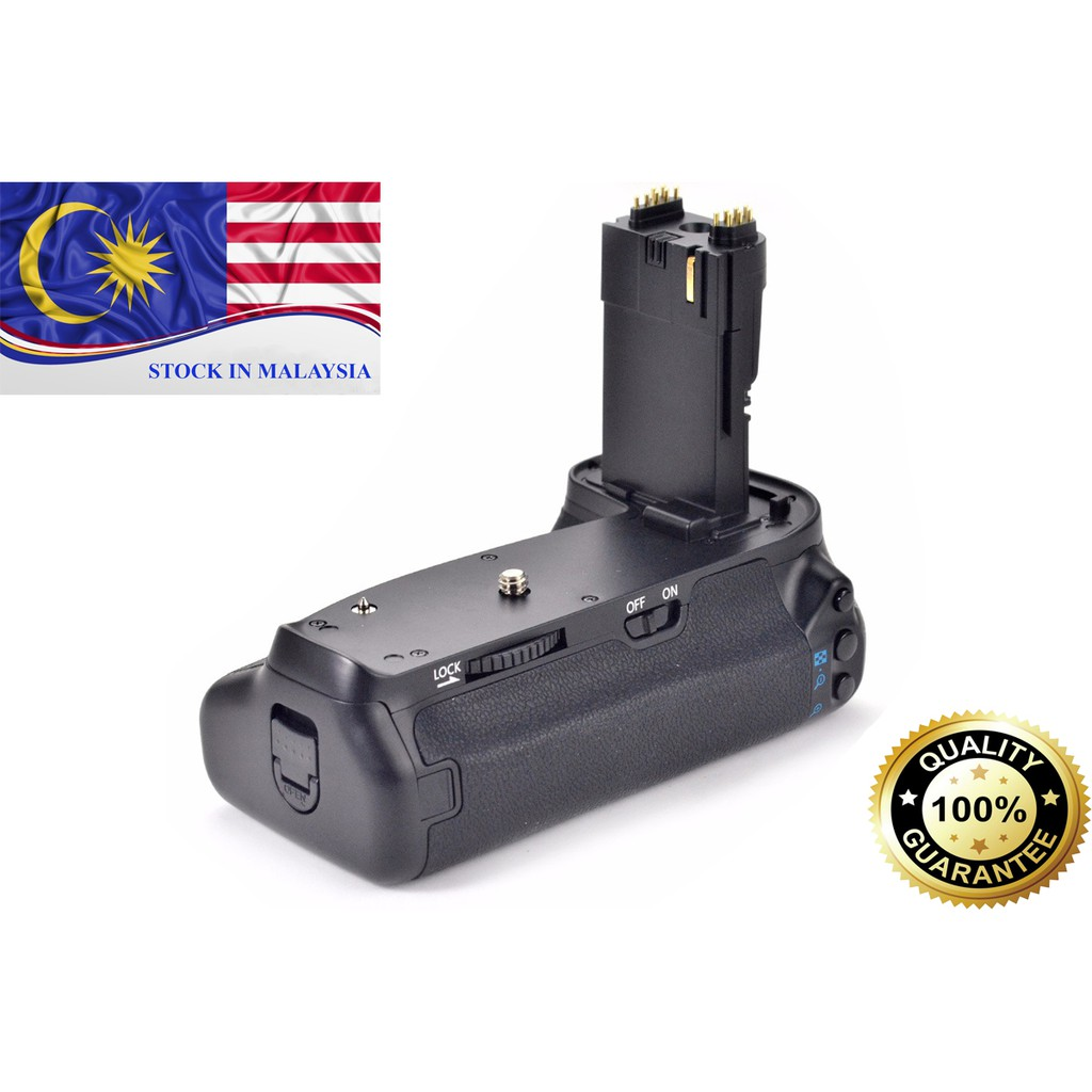 MeiKe MK-70D Multi-Power Battery Grip for Canon EOS 70D (Ready Stock In Malaysia)