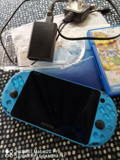 PS Vita pch2016 Aqua Blue