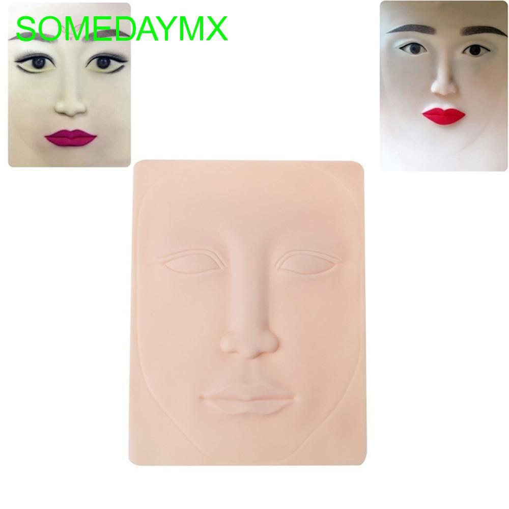 f9b183979 Eyebrow Semi Permanent Tattoo Stencils Eyes Lips Tattoo Practice Skin |  Shopee Malaysia