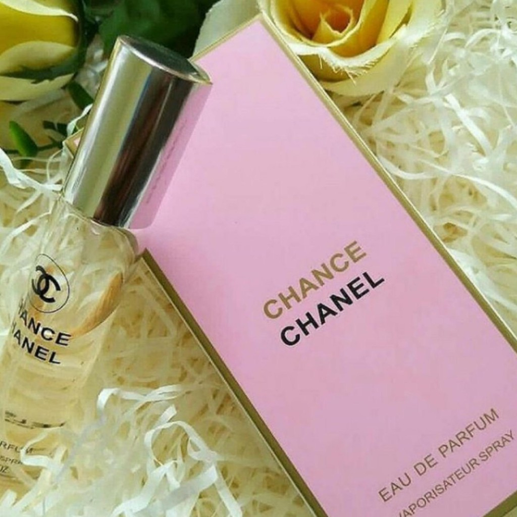 CHANEL CHANCE EDT (Europe Authentic Perfume 20ML)