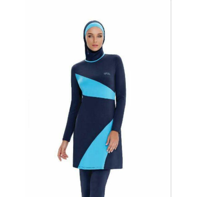 Muslim Adult Swimming Suit (M1602)