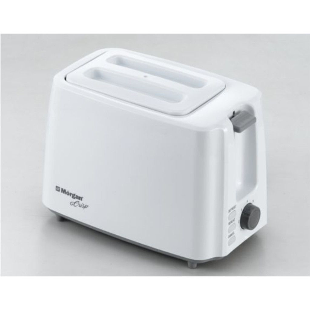Morgan Toaster Slice Toaster with Cover Pembakar Roti MTS-22A MTS-22C
