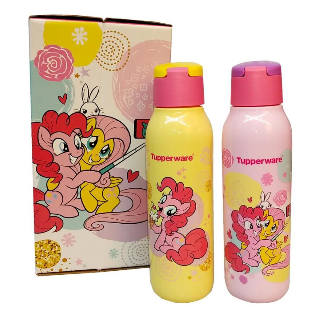 TUPPERWARE  |  My Little Pony Eco Bottle 750ml [READY STOCK]