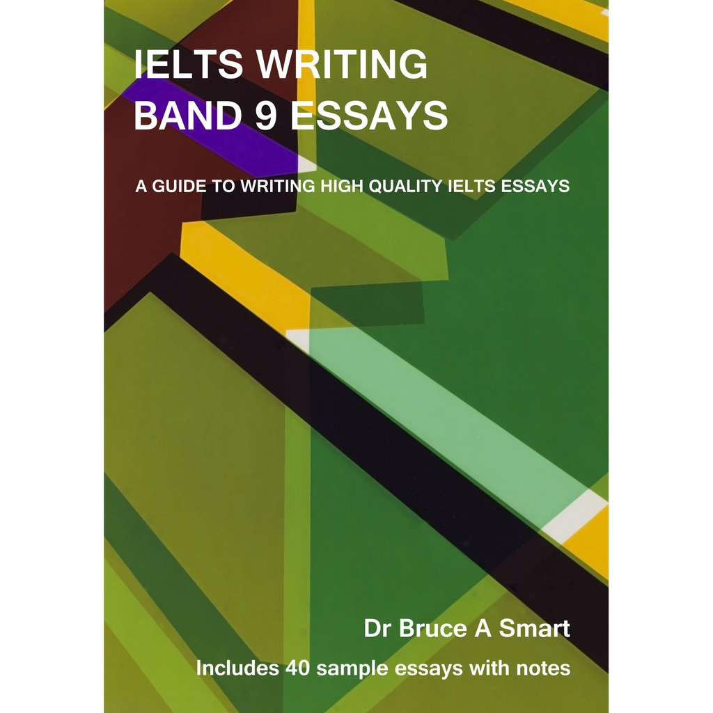 [ebook] IELTS Writing Band 9 Essays