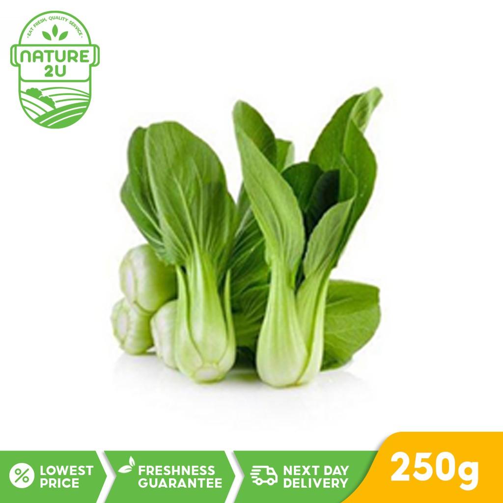 Fresh Vegetable - Siew Pak Choy (250G)