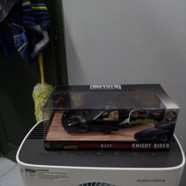 Knight Rider Diecast 1/24 by JADA | Shopee Malaysia