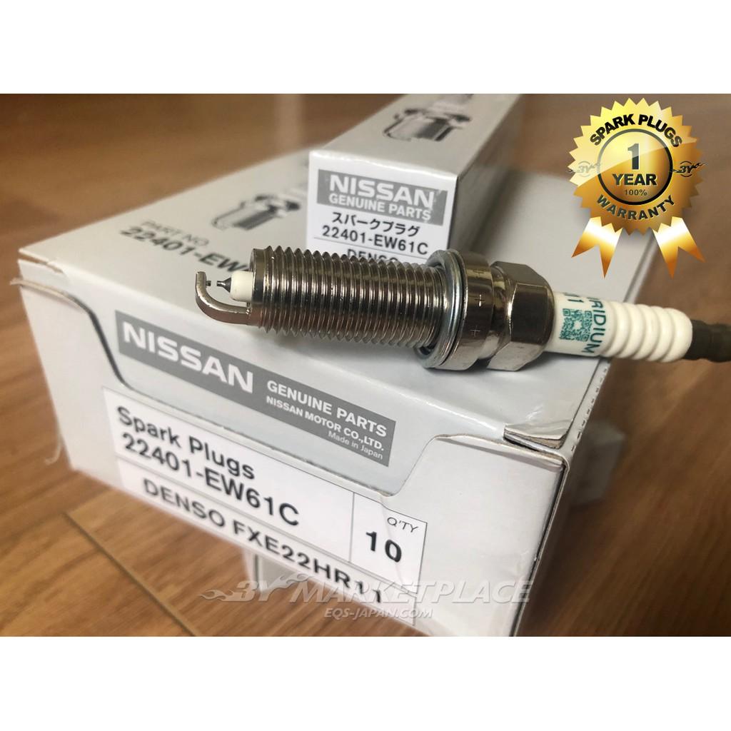 6 pcs NGK Laser Iridium Plug Spark Plugs 2007-2008 for Infiniti G35 VQ35HR 3.5L