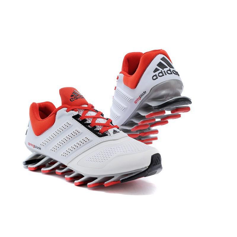 Zapatos Adidas Springblade Drive 2 Shoes WhiteRedsports cas
