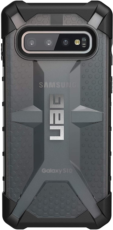 Original UAG Samsung Galaxy S10 Plasma [Ash] Military Drop Tested Phone Case