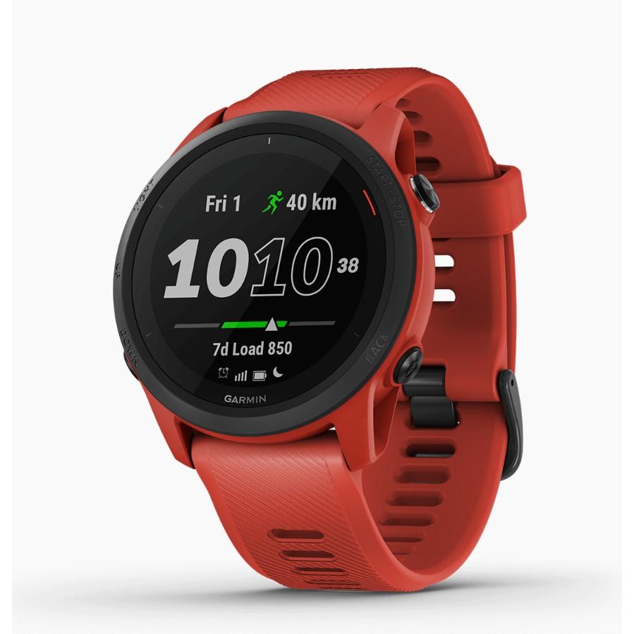 Garmin Forerunner 745 (Swim, bike, run, tri — do it all with preloaded activity profiles.)