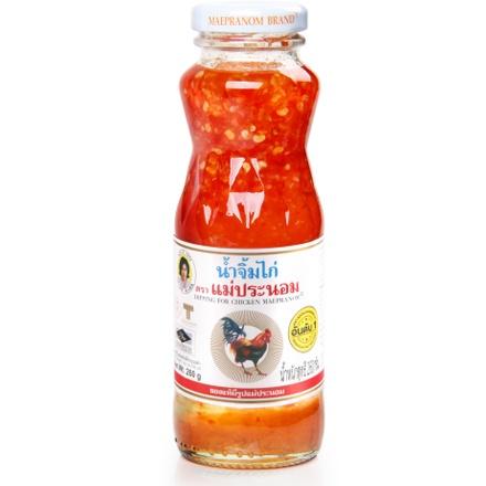MAEPRANOM Thai Sweet Chilli Sauce (260g/390g/980g) HALAL Glass Bottle by 365mart 365 Mart