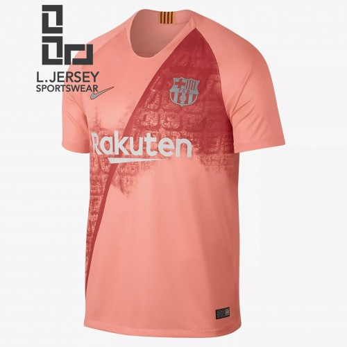 Barcelona Men 3rd Kit Season 18/19 Stadium Fans Jersey