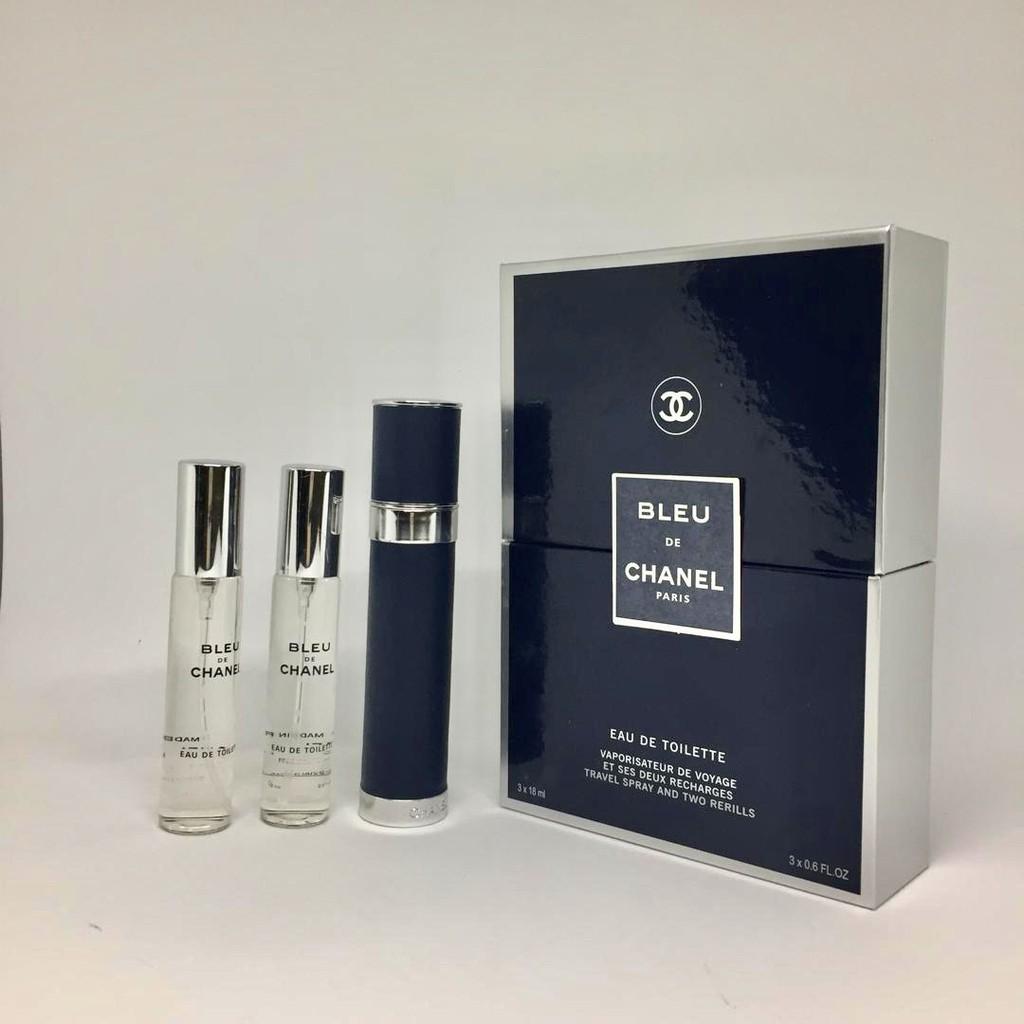 Tester Bleu De Chanel By Men 100ml Shopee Malaysia