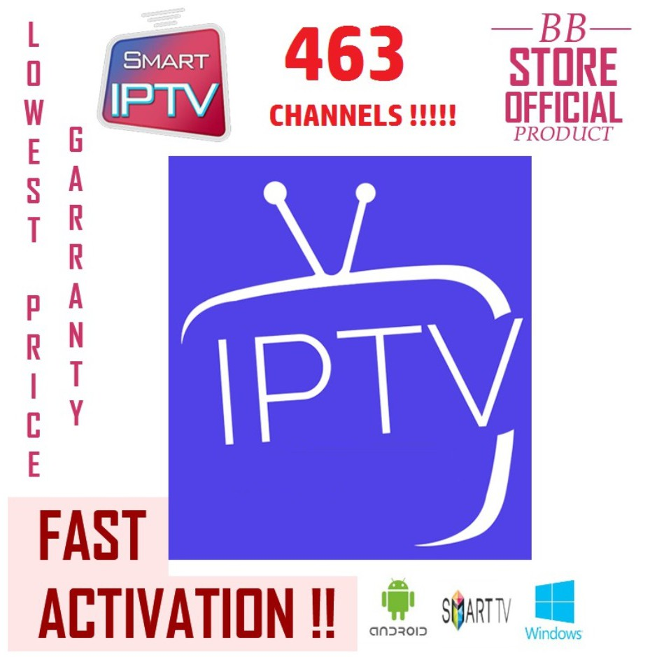 ( LOWEST PRICE ) Premium IPTV Watch Astro TV Movie on Mobile 8000++  Worldwide Channels 4K UHD Lifetime Channel Support