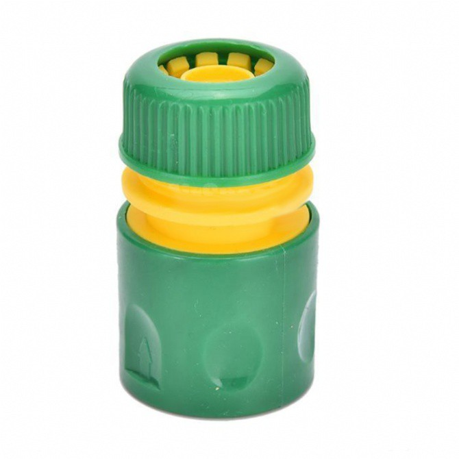 Water Hose Quick Connector Garden Hose Connector Pipe Adapter Pipe Fitting Plastic Hose Tap Adapter Garden Tap Joiner Jo