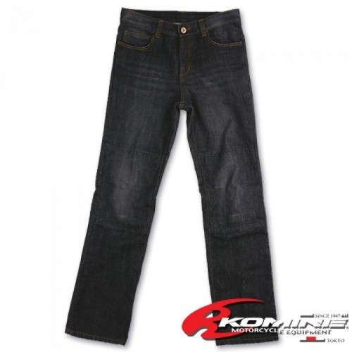 quality design da709 d0c30 KOMINE PK-715 Kevlar Protect Denim Jeans (Black)