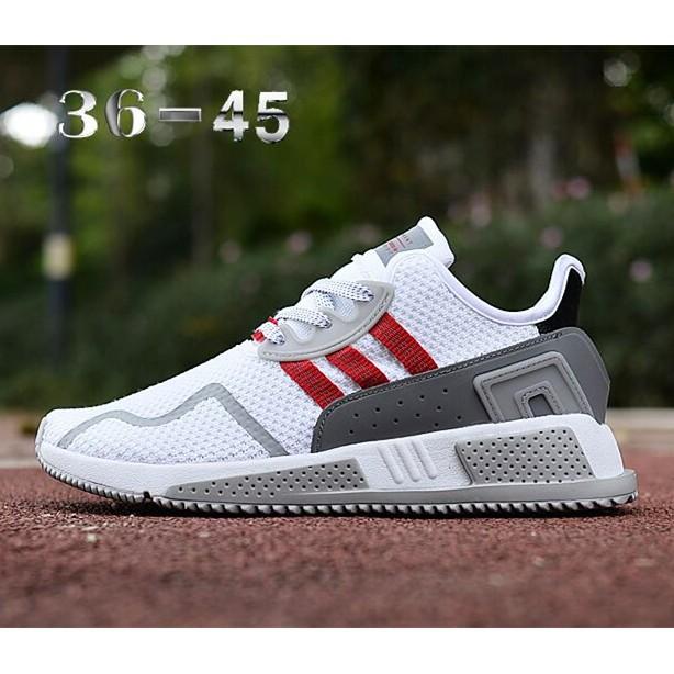 super popular c1c8c 84d49 Adidas EQT Cushion ADV Men's and women's knitting running shoes c7