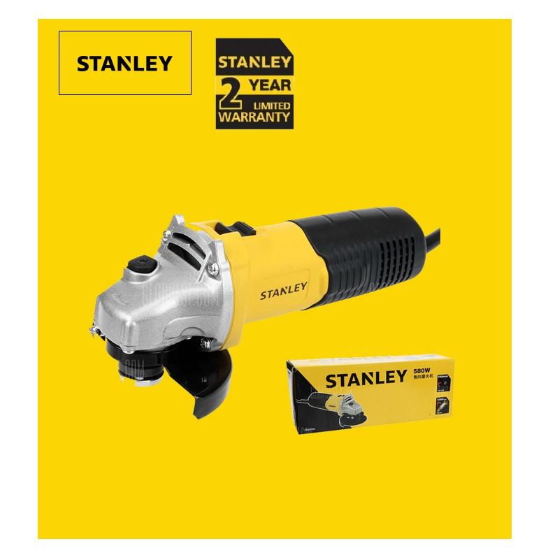 Stanley Grinder Machine 580W STGT5100 2YEARS WARRANTY