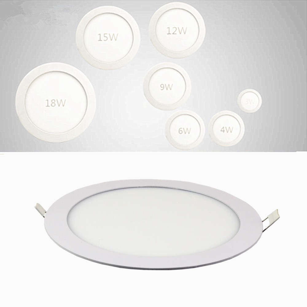 sale retailer 47d18 4c0e9 downlights 3W 12W 15W 18W led ceiling down lights 220V cool warm white home  lamp