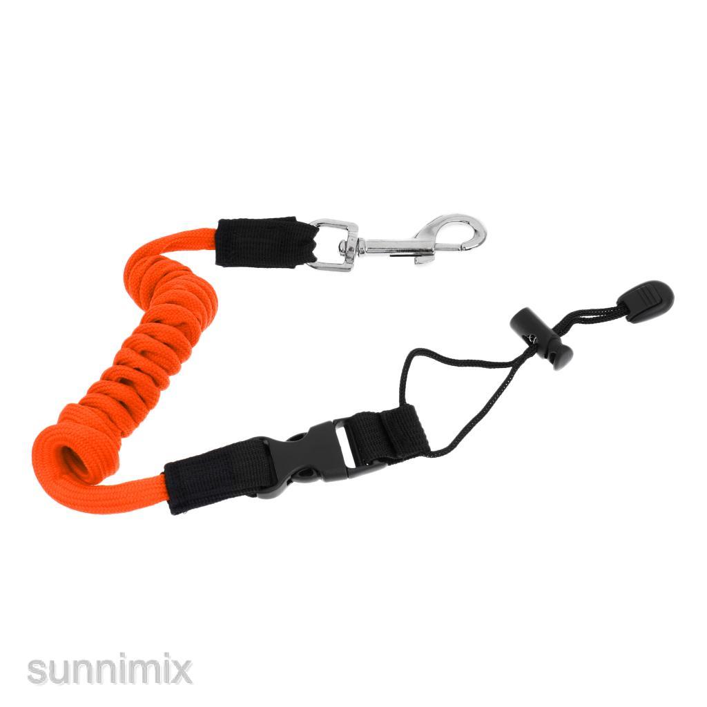 CUTICATE 12 Pi/èces//Set Kayak DIY Black Nylon Bungee Rope Shock Cord End Stop 6mm