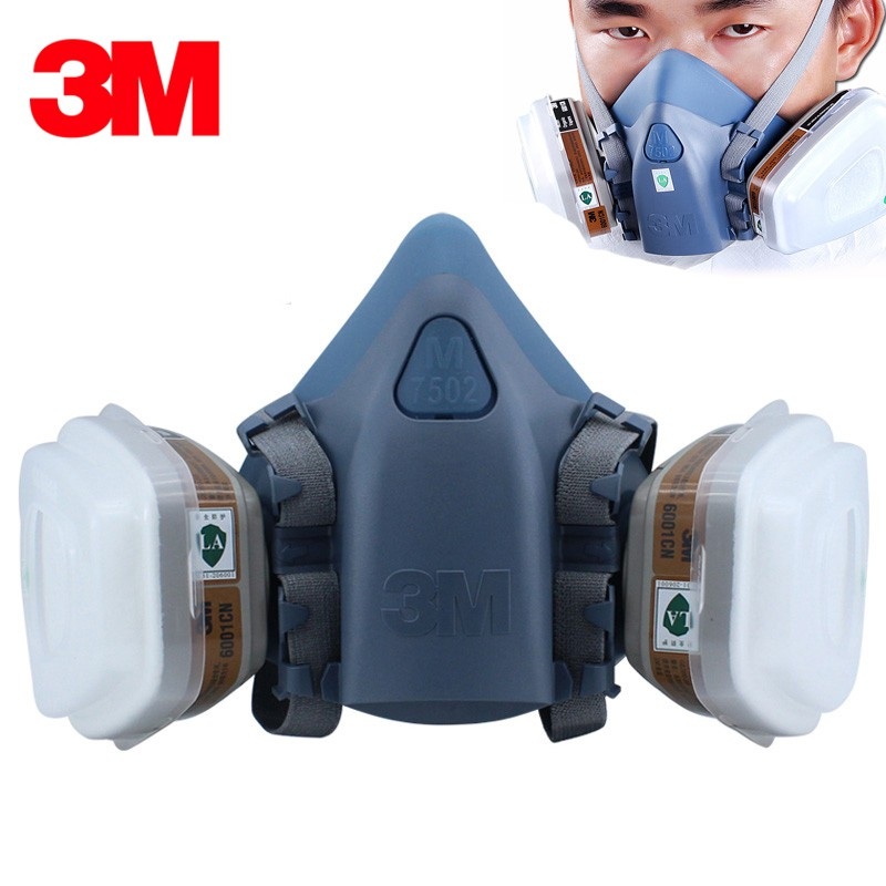 Back To Search Resultshome & Garden Festive & Party Supplies Temperate For 6800 Blue Silicone Gas Mask Full Facepiece Respirator 7 Piece Suit Painting Spraying Anti Dust 5n11 Filters 6001cn Cartridge