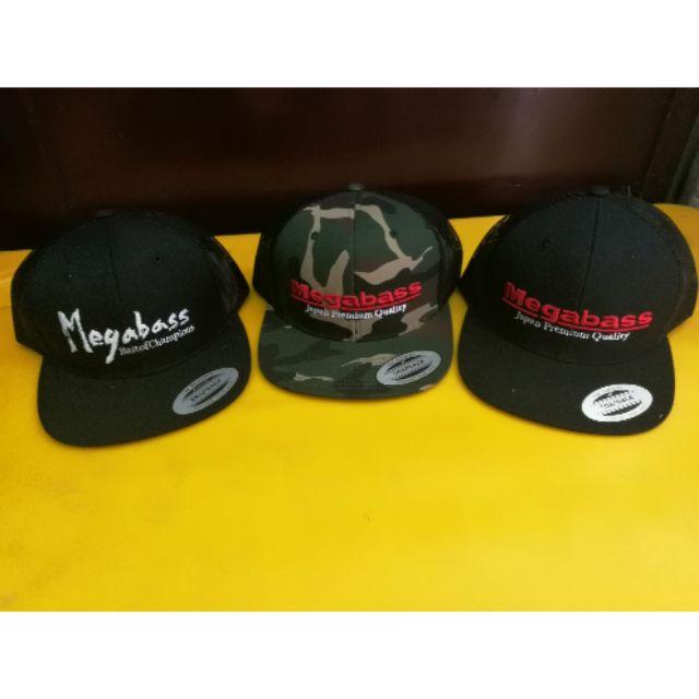 5b5d971c6 MEGABASS SNAPBACK TRUCKER CAP