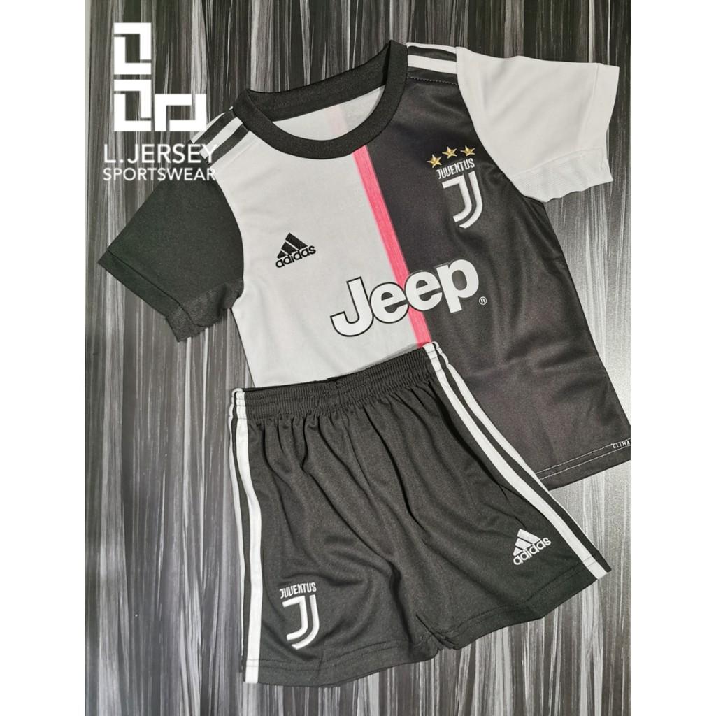 Juventus Kid Home Season 19/20 CLIMALITE Fans Jersey