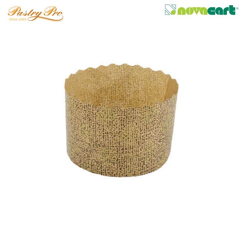 Novacart, Paper Baking Cup, Panettone, Large, 200-pcs