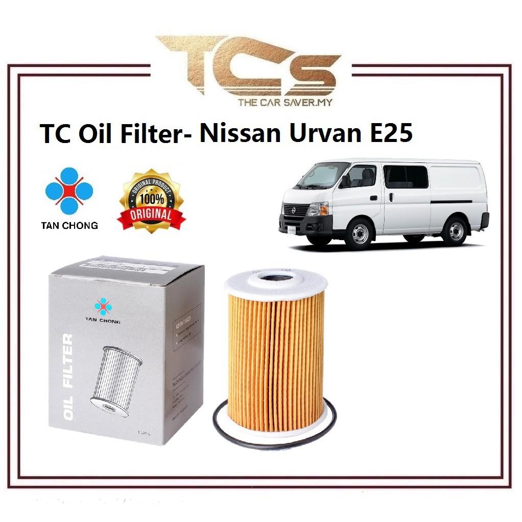 TC Oil Filter-Nissan Urvan E25(15209 2W200MY)
