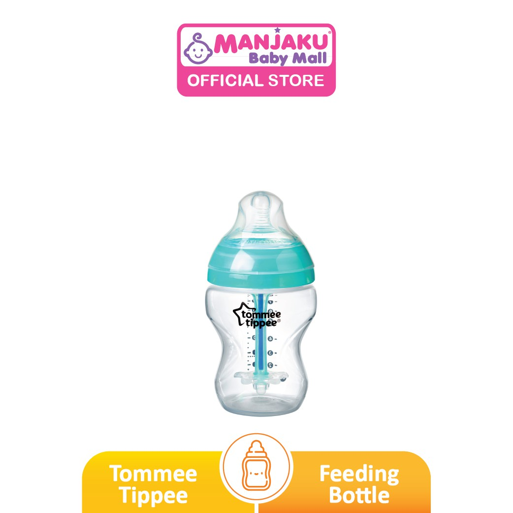 Tommee Tippee Closer To Nature Bottle Advanced Anti-Colic Plus (260ml/9oz)